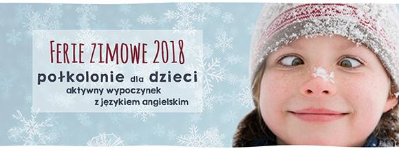 PÓŁKOLONIE Z SIMON SAYS W WARSZAWIE<BR />na URSYNowie i bemowie. Ferie 2018