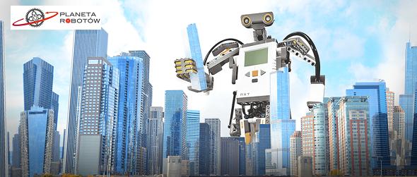 KOSMICZNE PÓŁKOLONIE NA PLANECIE ROBOTÓW