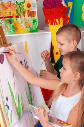 Półkolonie plastyczne, rysunek i malarstwo z akademią Can Do, bemowo