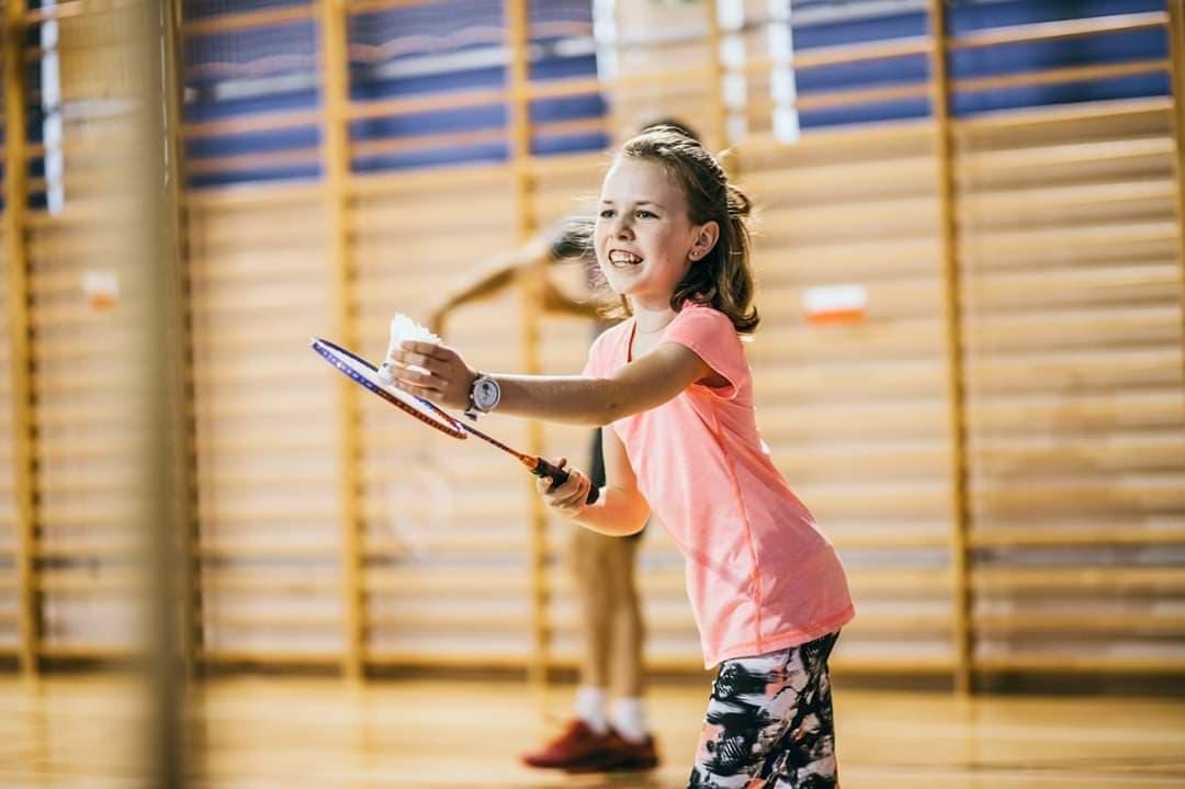 Półkolonie z badmintonem na ursynowie