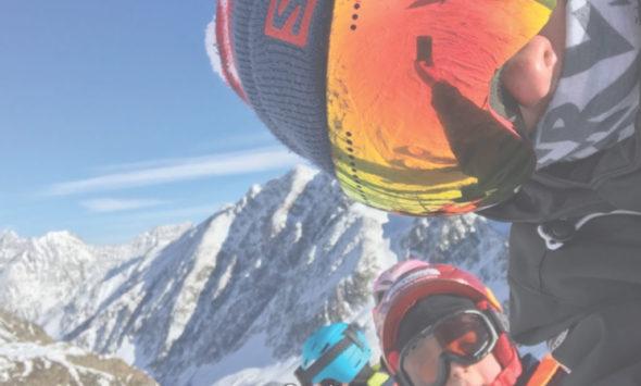 Półkolonie narciarskie na górce szczęśliwickiej w warszawie