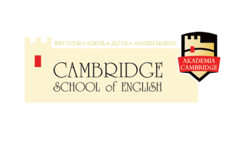 logo szkoły jezykowej Cambridge School of English