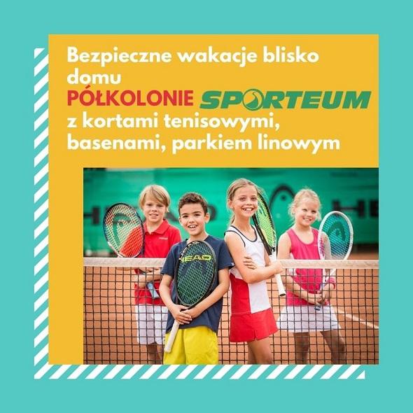 klub sporteum <BR> Półkolonie sportowO – przygodowe